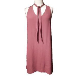 Wilfred Pink Dress (Medium)